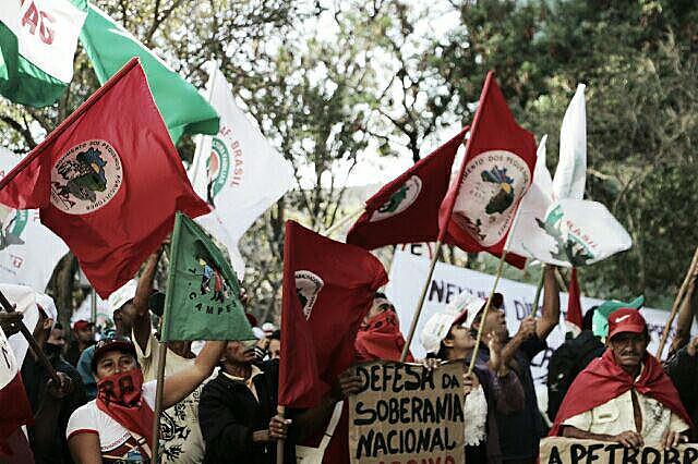 Mobilização em Brasília (DF), principal local dos protestos