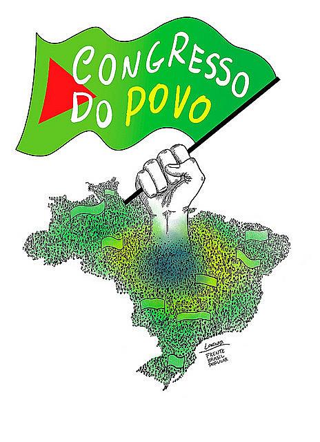 A Frente Brasil Popular, somada às caravanas pelo país, amplia o apoio à candidatura de Lula e consolidam a rejeição ao governo golpista