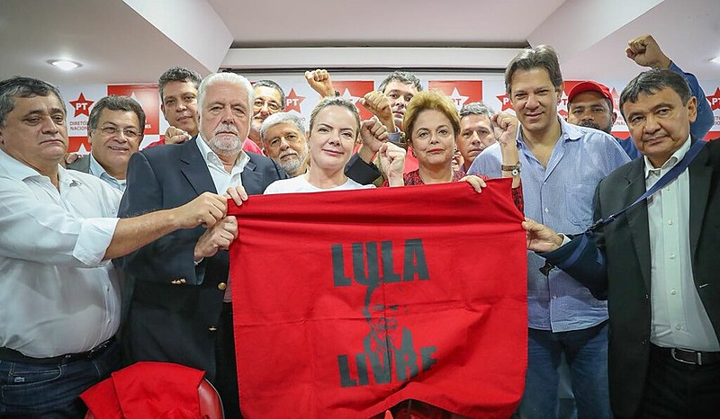 Anúncio foi realizado após reunião da Executiva Nacional do Partido dos Trabalhadores, em São Paulo