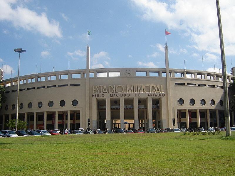 Prefeito João Doria também quer privatizar o estádio do Pacaembu