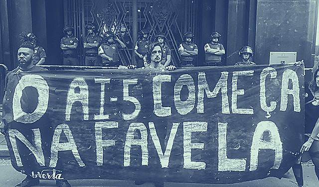 Manifestantes denuncian la operación policial que resultó en la muerte de nueve jóvenes en un baile funk en São Paulo