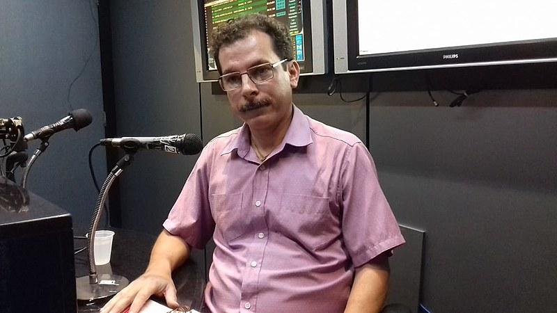 Claudio Ubiratan falou sobre a forma que o atual governo federal tem tratado a questão ambiental