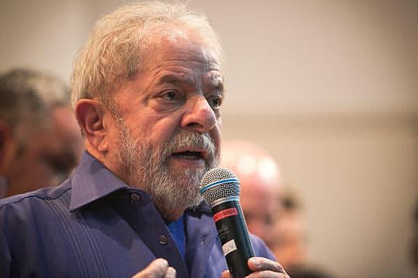Habeas corpus intenta evitar la prisión del ex presidente Lula