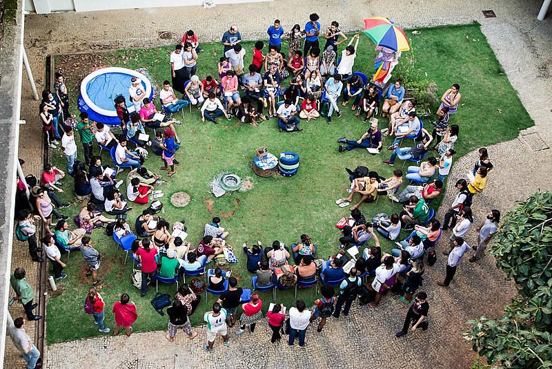 Ocupações na Universidade Federal de Minas Gerais (UFMG) já duram mais de um mês