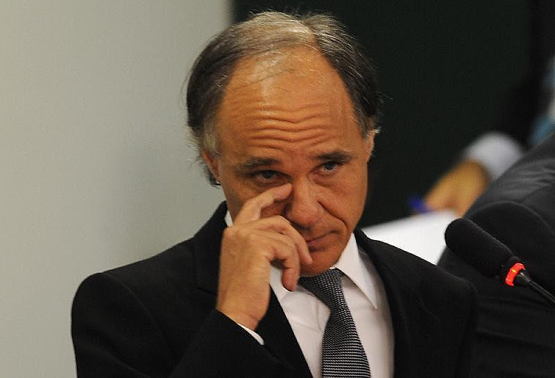 O empresário Daniel Dantas em 2009