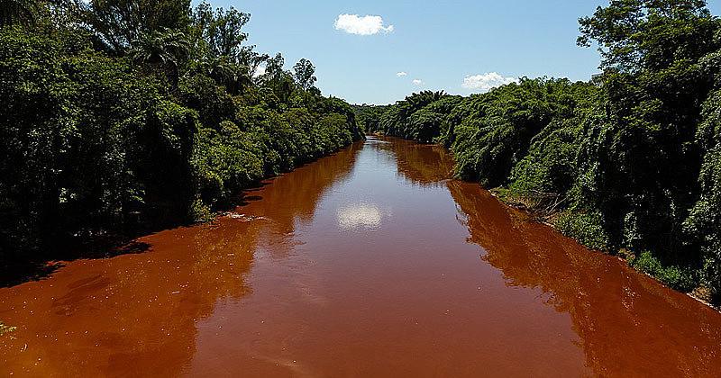 Rio Paraopeba – Brumadinho, Minas Gerais