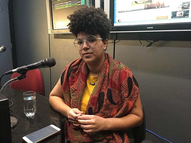Débora Brito é jornalista, integrante do Fórum Pernambucano de Comunicação e repórter da Marco Zero Conteúdo