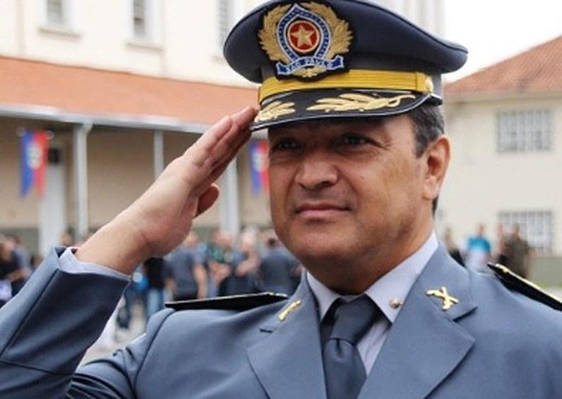 Coronel Homero de Giorge Cerqueira é comandante da Polícia Militar Ambiental do estado de São Paulo desde 2018