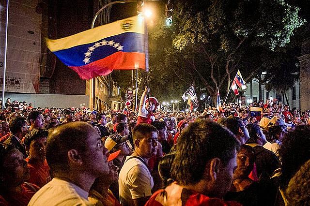 Dossier also looks into the US intervention in Venezuela
