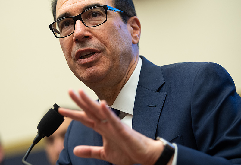 Novas restrições foram anunciadas pelosecretário do Tesouro dos EUA, Steven Mnuchin