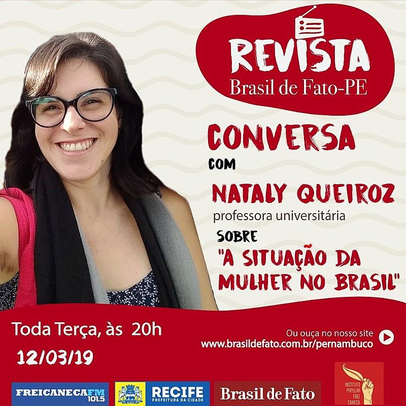 Mônica Oliveira (Rede de Mulheres Negras), Clarissa Nunes (ABJD) e Paula Viana (Grupo Curumim) também falaram