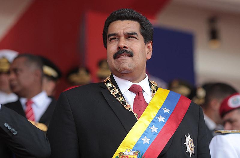Presidente Nicolás Maduro extensão do Decreto de Emergência Econômica em 2017
