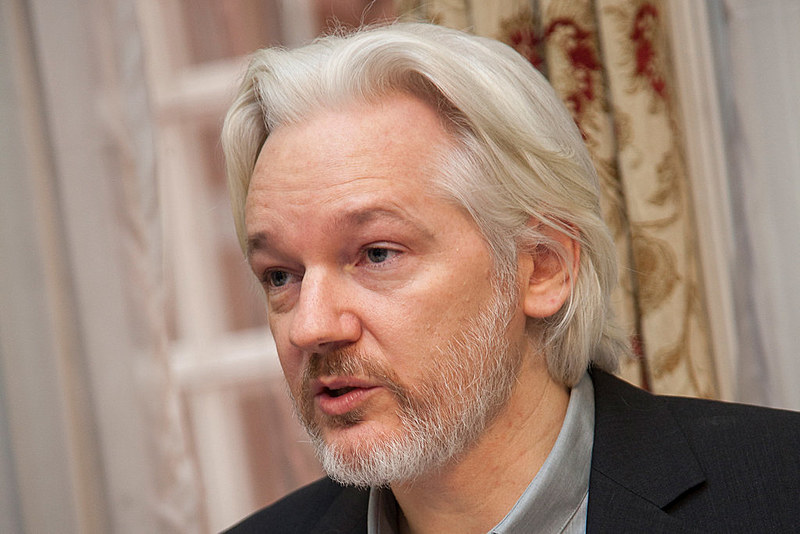 Julian Assange, criador do WikiLeaks