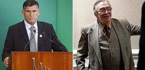 Demitido por Bolsonaro, general Santos Cruz vinha sofrendo ataques de Olavo de Carvalho através das redes sociais