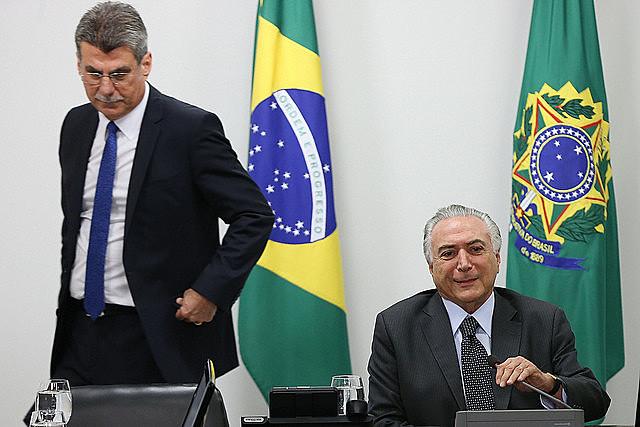 El segundo núcleo, lumpen burgués, es formado por los parlamentares de los partidos conservadores y liderados por Cunha-Temer