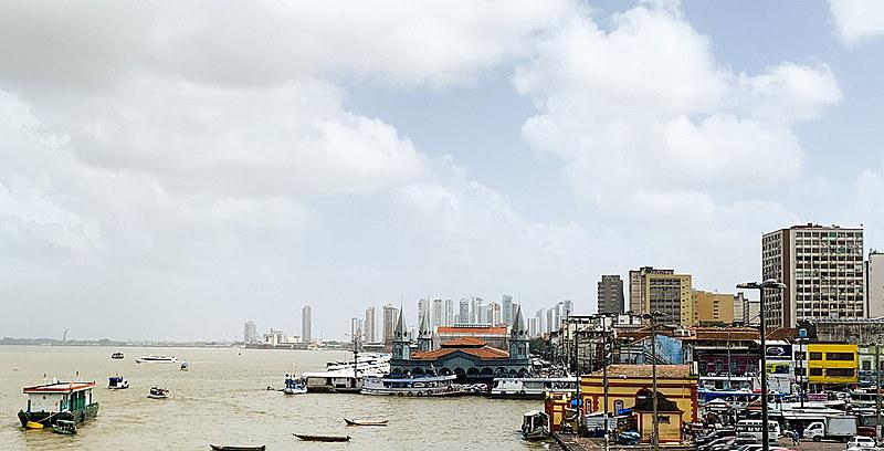 Feirantes lamentam más condições de um dos principais pontos turísticos da cidade, o Mercado do Ver-o-Peso.