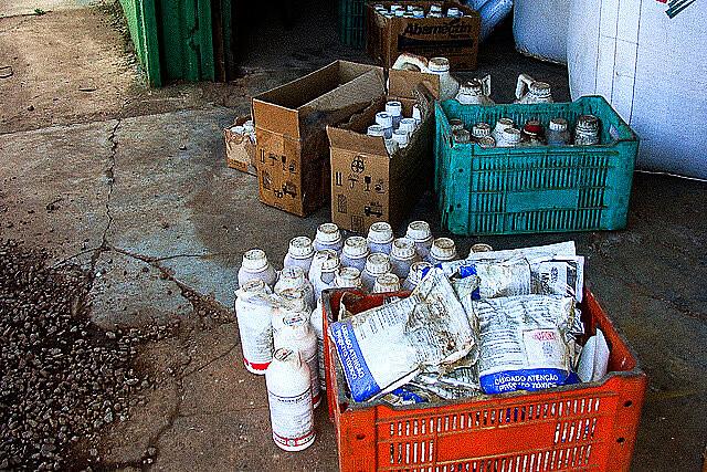 Agroquímicos ilegales tienen mayor riesgo, pero eso no puede servir para defender el uso de los venenos legales, dice coordinador de campaña