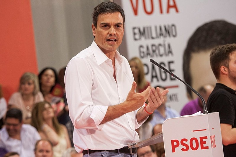 edro Sánchez, secretário-geral do Partido Socialista Operário Espanhol (PSOE) foi nomeado para o cargo