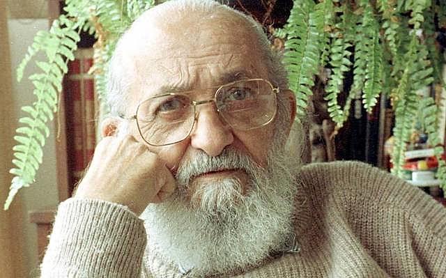 Paulo Freire, se estivesse se vivo, teria feito 98 anos em 19 de setembro