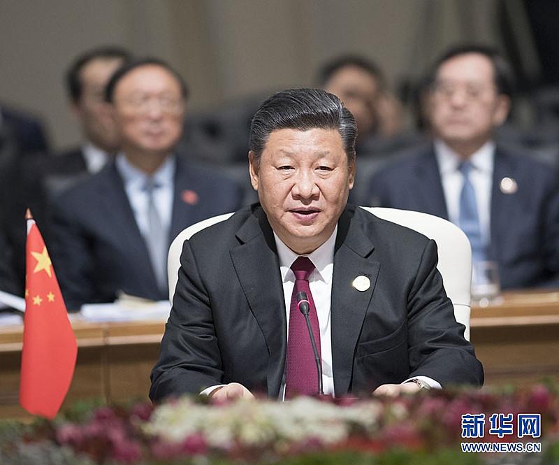 Esta é a quarta vez que o presidente da China visita a América Latina em um ano