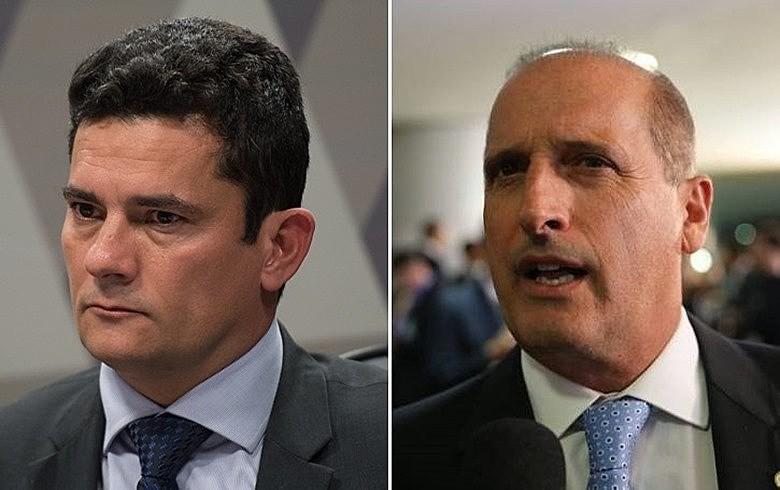 """Futuro ministro da Justiça declarou admiração a Lorenzoni e afirmou que o colega de governo já """"pediu desculpas"""""""