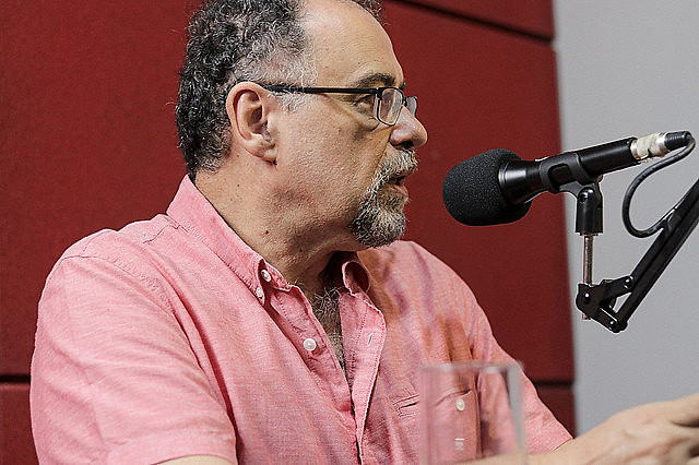 Professor Igor Fuser was a guest on last Thursday's No Jardim da Política show and addressed foreign affairs topics in today's scenario