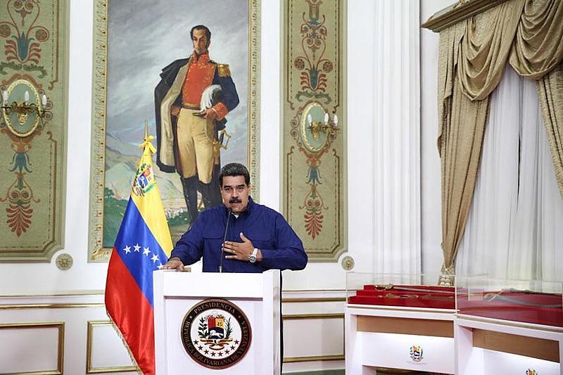 Presidente Nicolás Maduro explicou como ocorreu a sabotagem no sistema elétrico do país