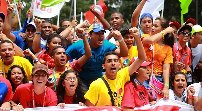 Esquerda e direita vão para mais um embate na eleição número 23 dos últimos de 18 de chavismo