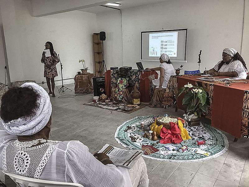 VII Seminário Paulista da Renafro discute saúde da população negra em São Paulo