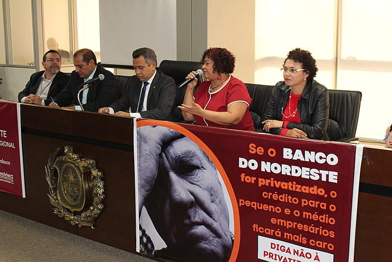O Banco do Nordeste foi  incluído na lista da Secretaria de Desestatização e Desinvestimento do Governo Bolsonaro