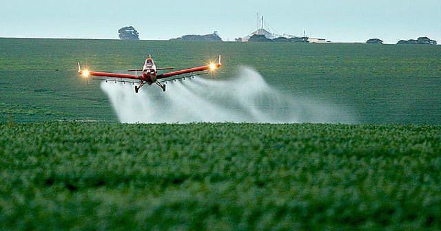 Pesquisadores da Universidade Federal do Ceará apontam que pulverização aérea de agrotóxicos afeta saúde comunitária e biodiversidade