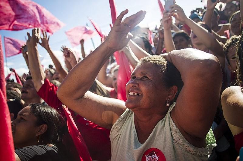 O tabloide traz uma entrevista exclusiva com o ex-presidente Luiz Inácio Lula da Silva que comentou a ameaça de Trump à Venezuela