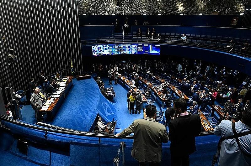 Senado discute Reforma da Previdência