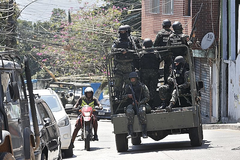 Mortes cometidas por agentes do Estado quebraram recorde no Rio de Janeiro este ano