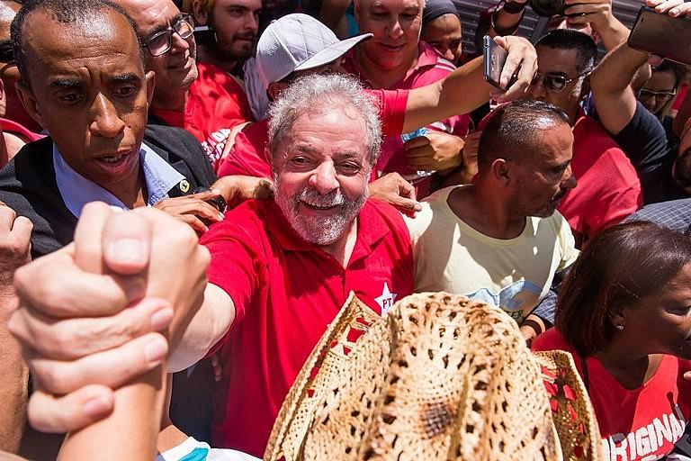 """""""Defender o Lula é defender o povo brasileiro"""", diz assentado do MST"""