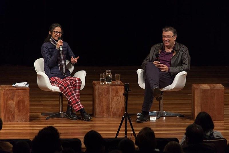 Assionara Souza, em uma das suas últimas participações, em 2017, durante evento em Curitiba