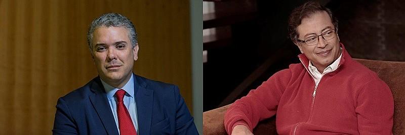 Na disputa do segundo turno estão Ivan Duque e Gustavo Petro; próxima votação está marcada para 17 de junho