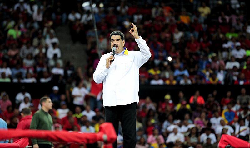 Maduro disse que, na Venezuela, 'não haverá Bolsonaro'