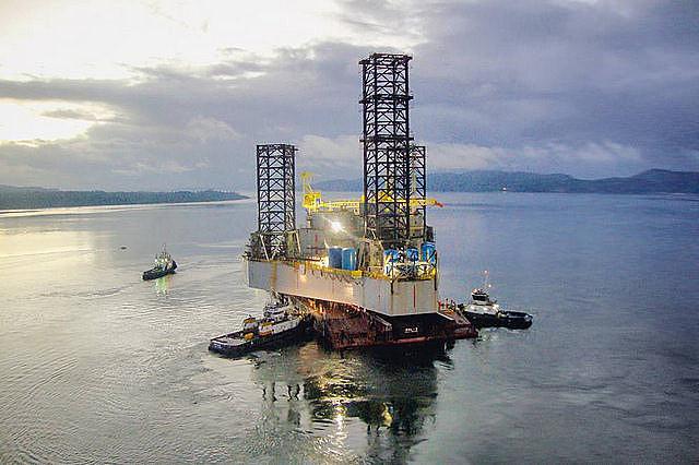 El campo petrolero de Carcará localizada en la ciudad de Santos, en la región Sudeste de Brasil, es una de las áreas ofrecidas