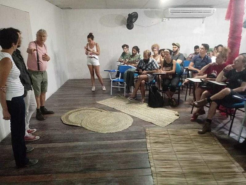 A Mostra Contragolpe reúne filmes brasileiros que reúnem narrativas sobre a conjuntura política brasileira