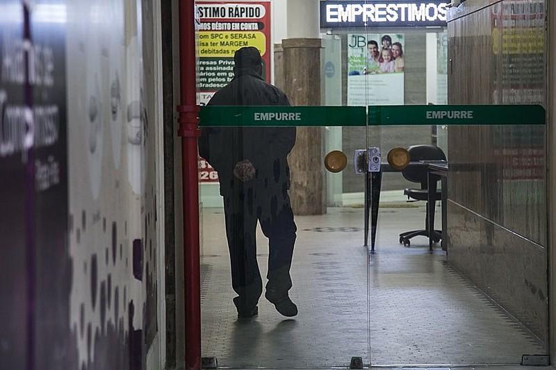 Setor de vigilantes é um dos que mais fortemente já atuam sob a terceirização