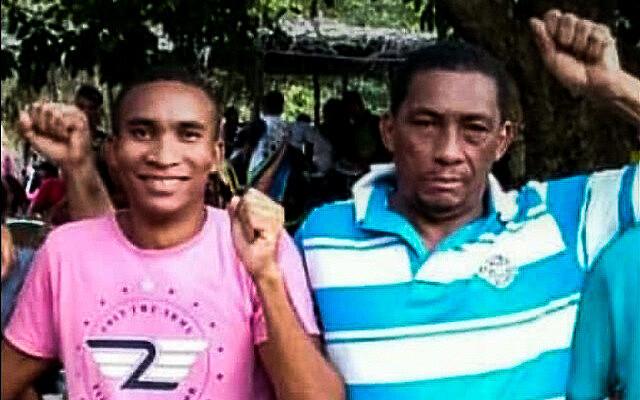 Celino eWanderson Fernandes receberam tiros no rosto dentro de sua casa