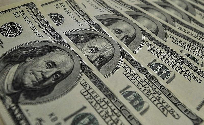 Cotação do dólar se manteve estável em janeiro de 2018