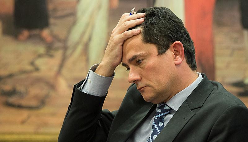 CNJ recebe representação contra arbitrariedades do juiz de primeira instância, Sérgio Moro