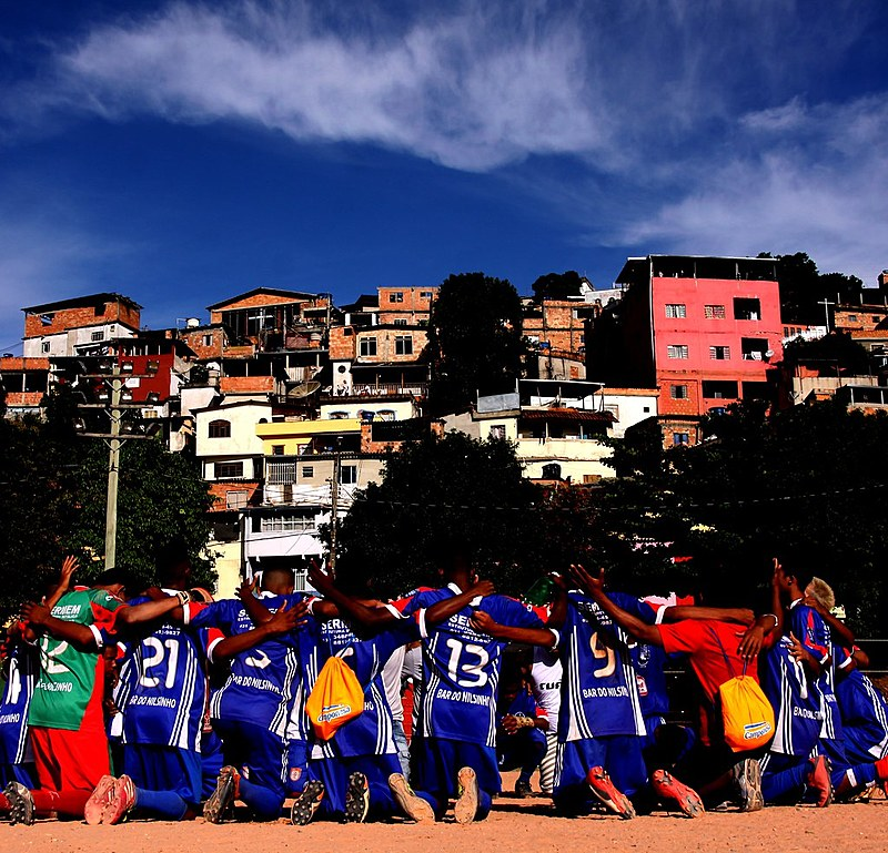 """""""A Taça é uma oportunidade de fazermos nossas favelas se tornarem protagonistas"""", afirma presidente da Cufa"""
