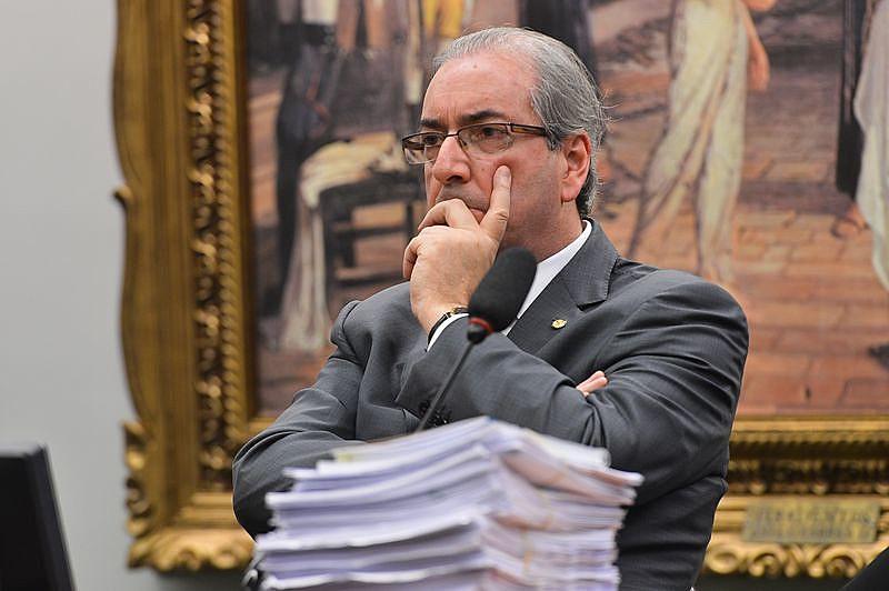 Eduardo Cunha pediu a suspenção de depoimentos de 11 testemunhas de acusação