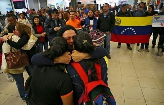 Governo venezuelano custeia aviões e outros meios de transporte para repatriação de migrantes