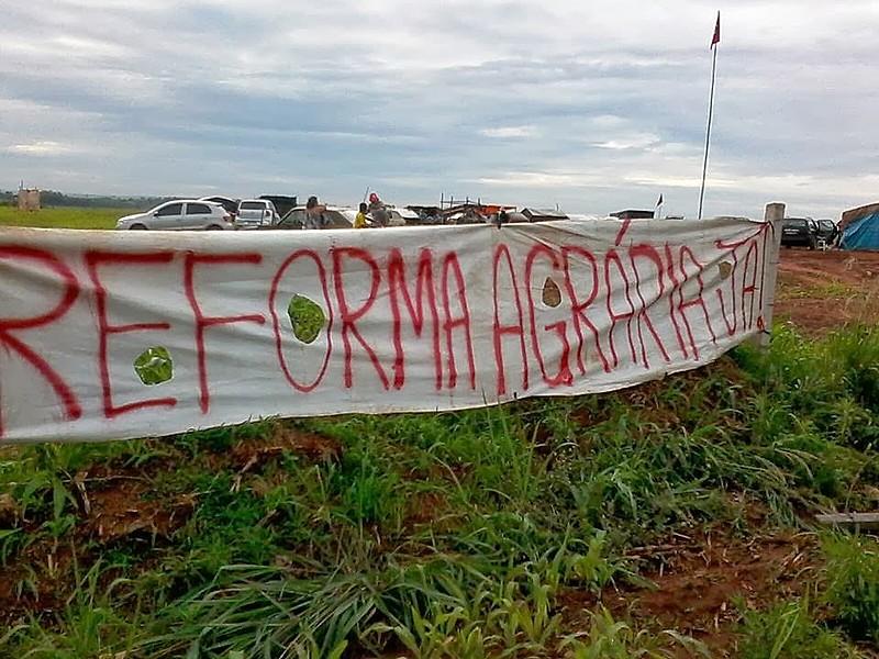 A fazenda tem cerca de 1500 hectares, entre os municípios de Duartina, Fernão, Gália e Lucianópolis