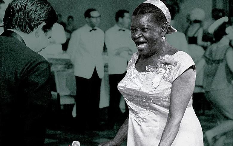 Clementina gravou primeiro LP aos 65 anos e despertou, segundo Paulinho da Viola, o valor do povo negro na formação da nossa cultura