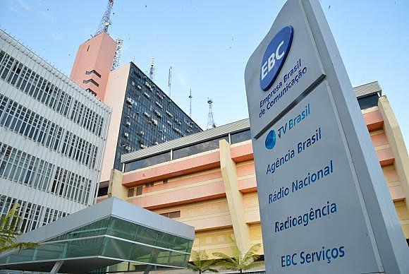 Sede da EBC em Brasília